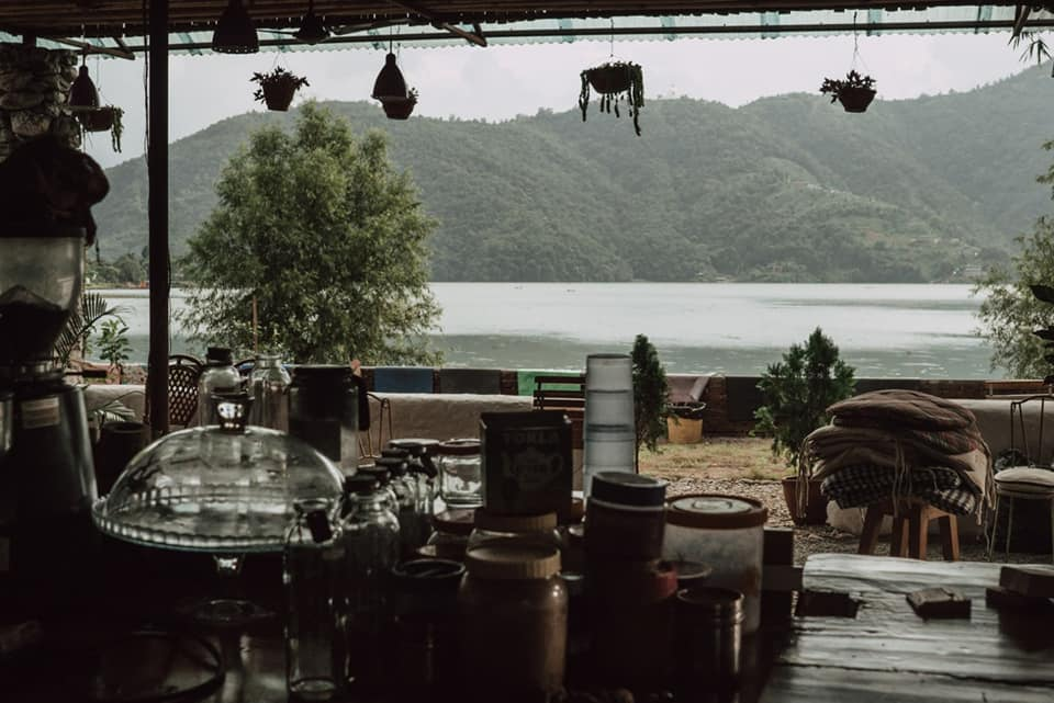 The juicery cafe pokhara