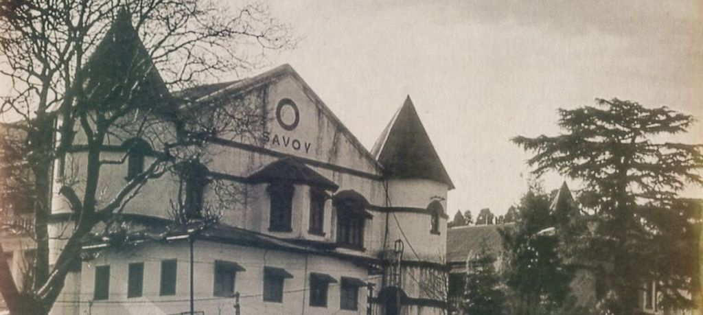 savoy haunted hotel