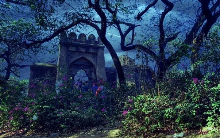 bhuli bhatiyari most haunted place in delhi