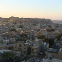 The Golden Desert City 'Jaisalmer'
