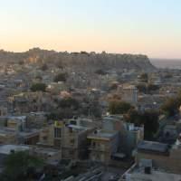The Golden Desert City 'Jaisalmer'
