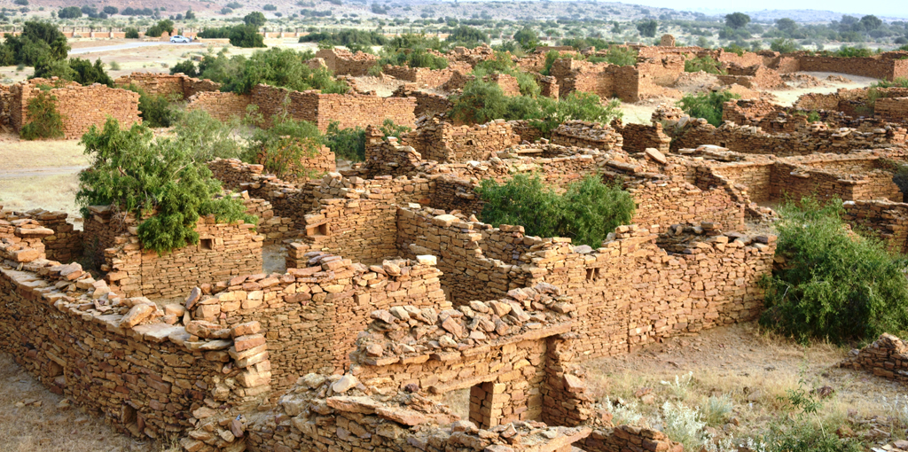 kuldhara  haunted villgae