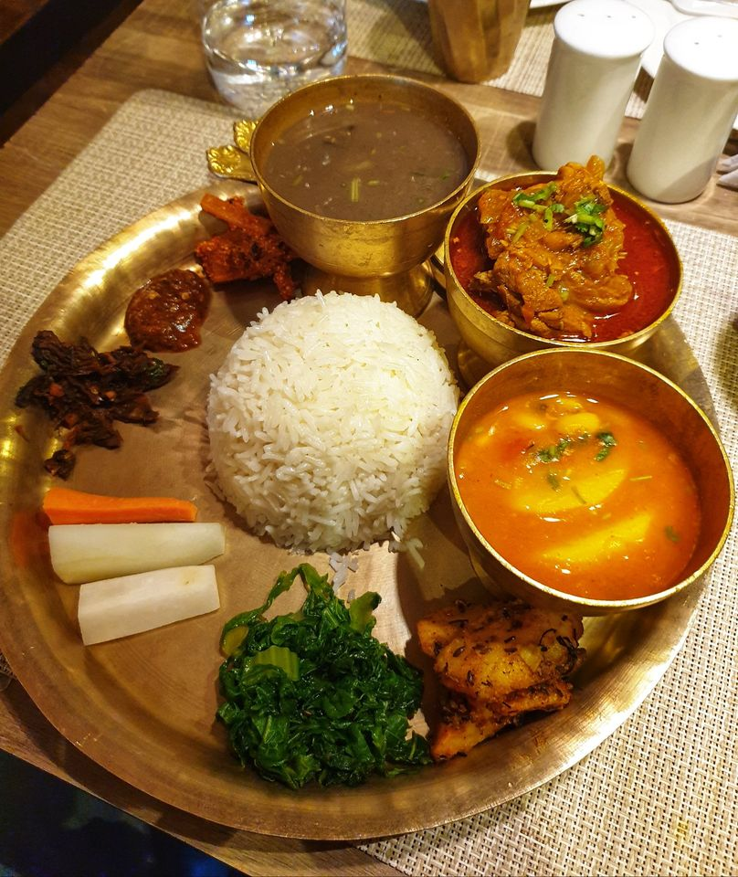 best tibetan and nepali food in gangtok