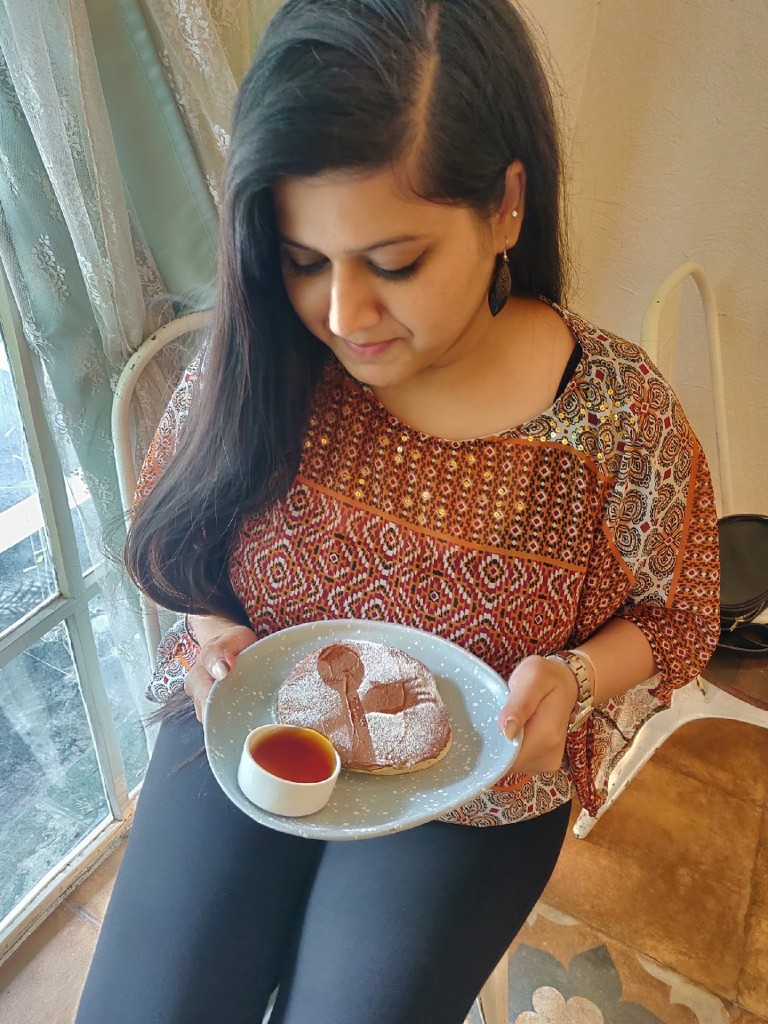 interview with food blogger