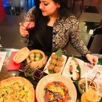 "Conversation with Food Reviewer & Blogger ""Radhika Aggarwal"""