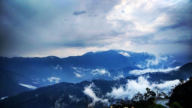 tashi view point highest point in gangtok