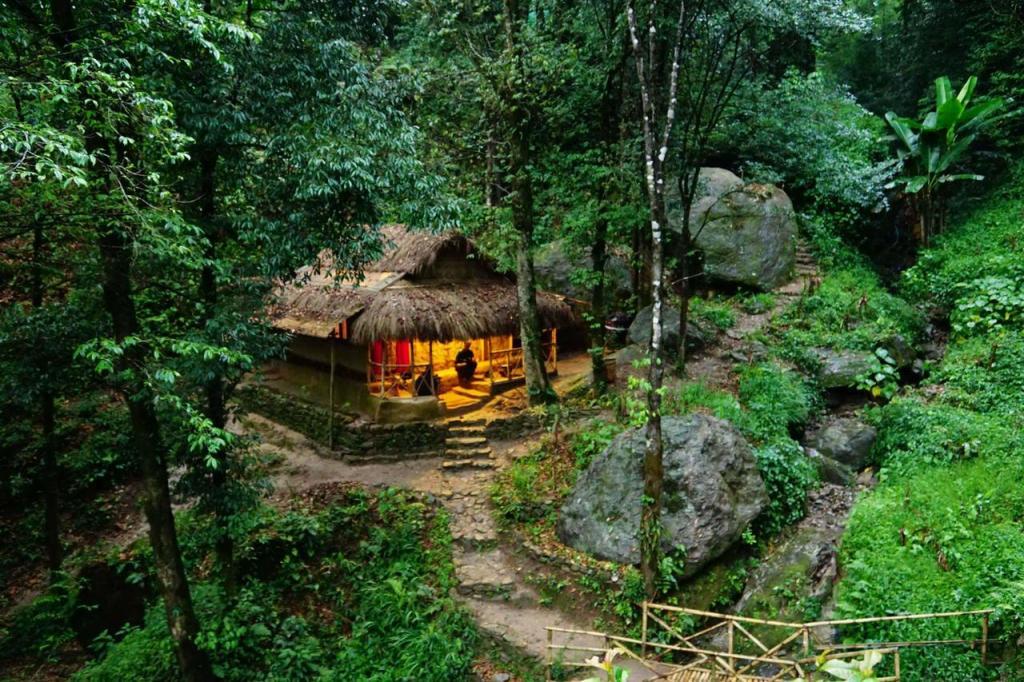 best place for stay in darjeeling is farm stay in nature