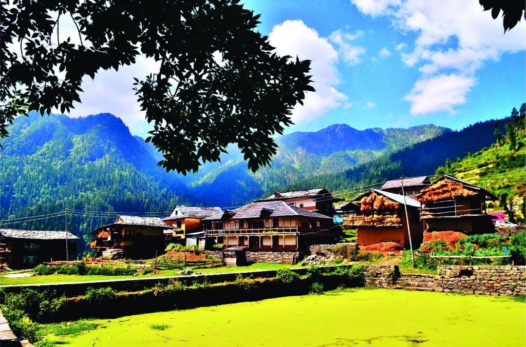 jibhi tirthan valley