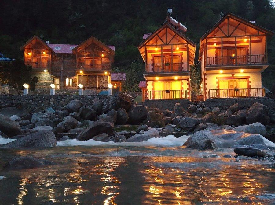 riverside homestays in tirthan valley