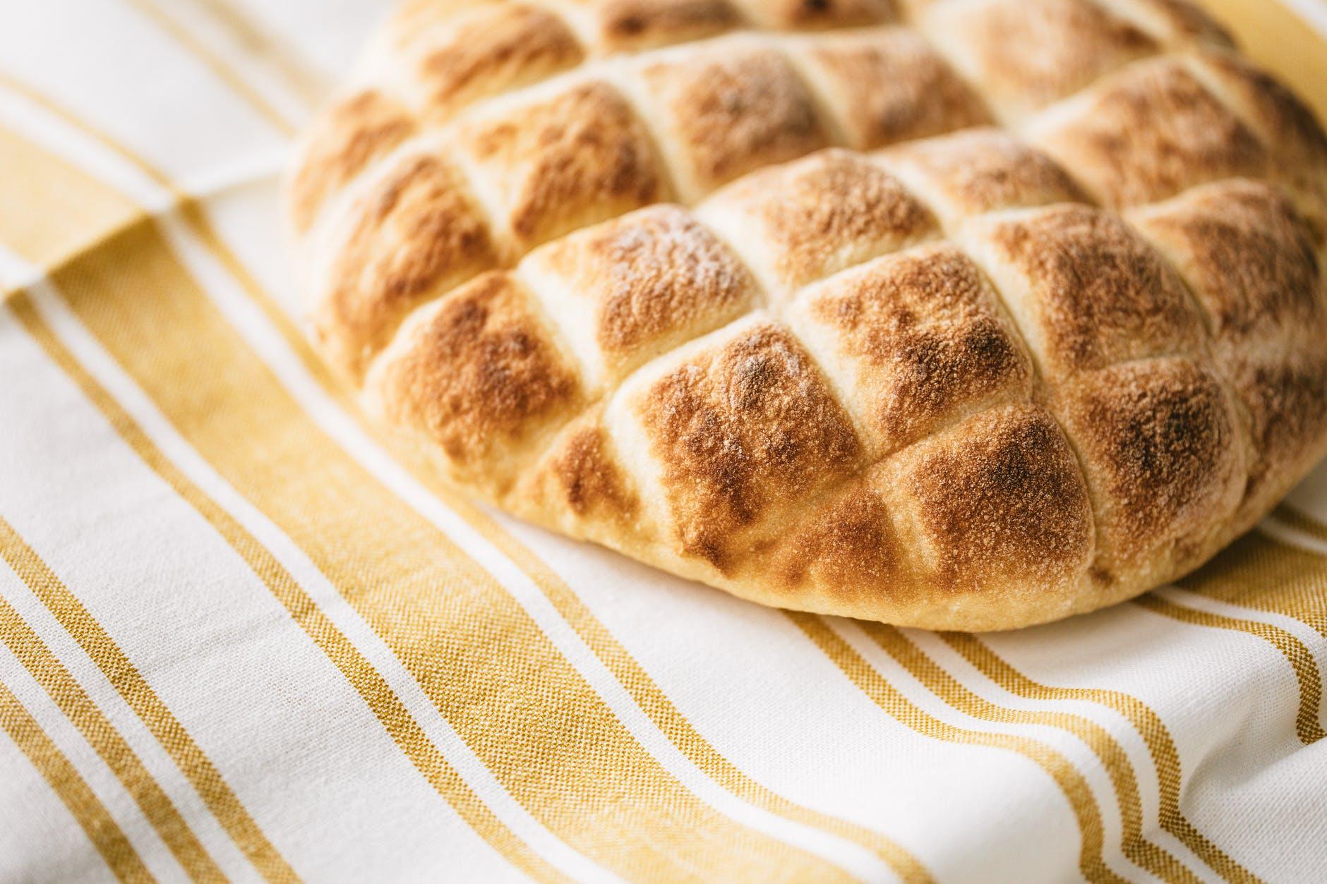 naan or flat bread