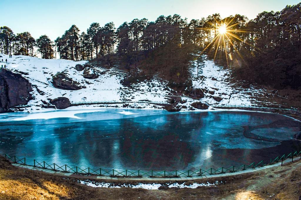 sirolsar lake jibhi himachal
