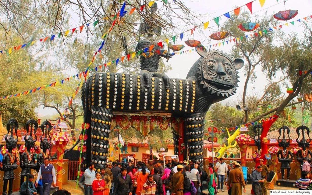 Surajkund International Craft mela Faridabad
