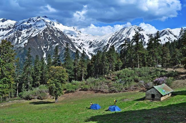 great himalayan national park tirthan
