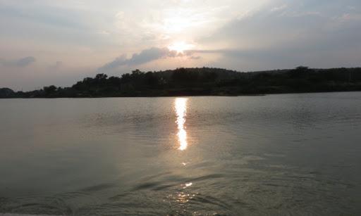 Damdama Lake Near Delhi