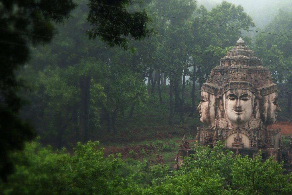 kalachuri ancient temples