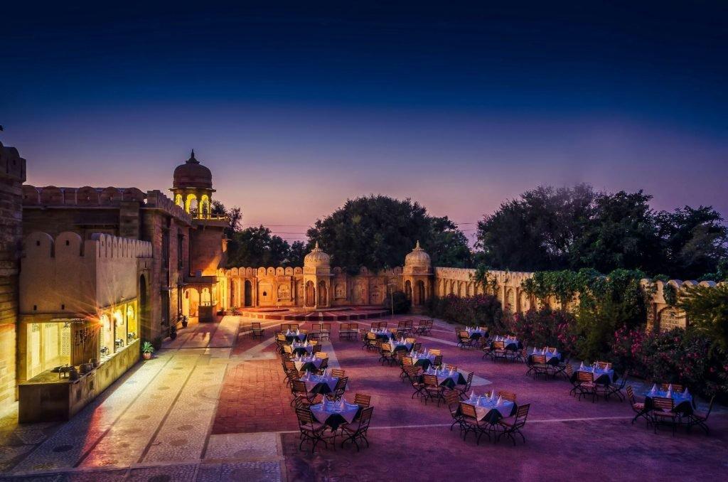 fort rajwada jaisalmer wedding