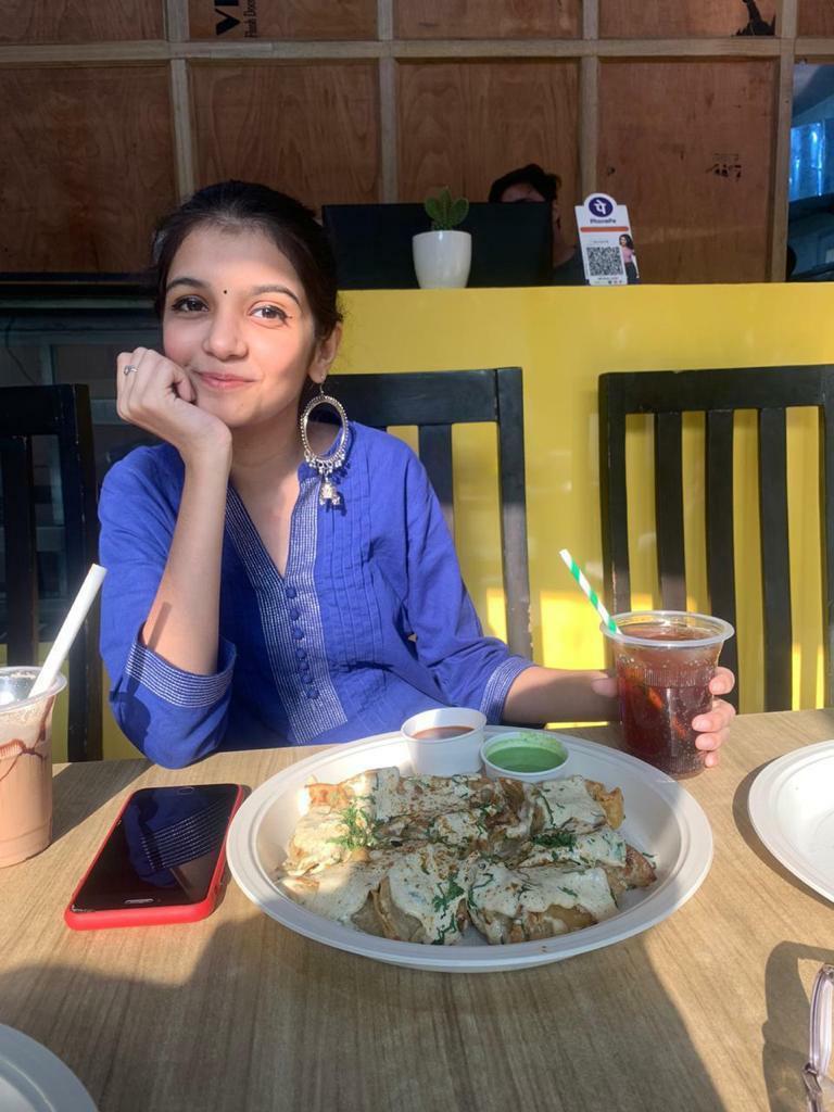 interview with food blogger manvi gambhir