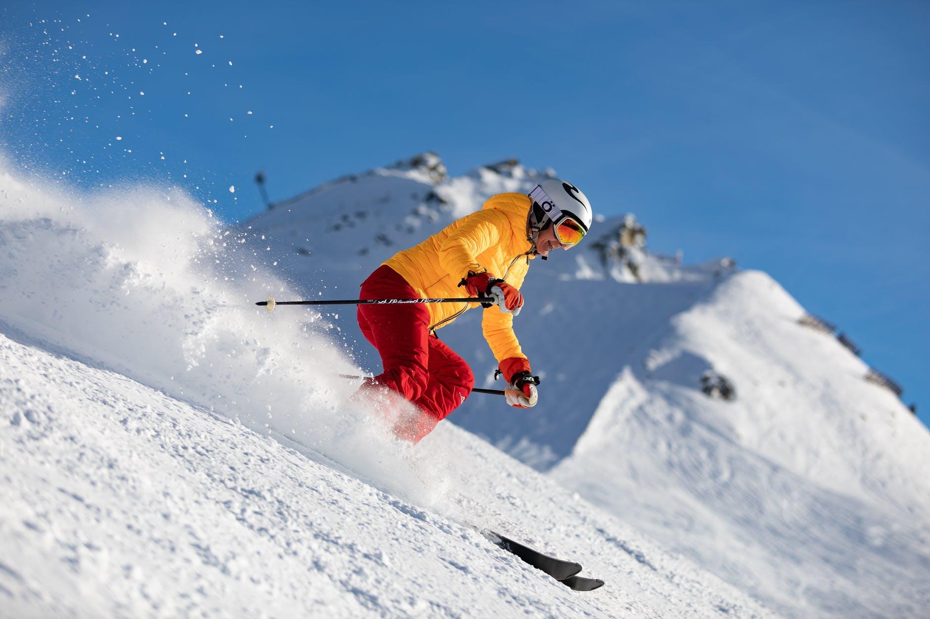 skiing in mashobra