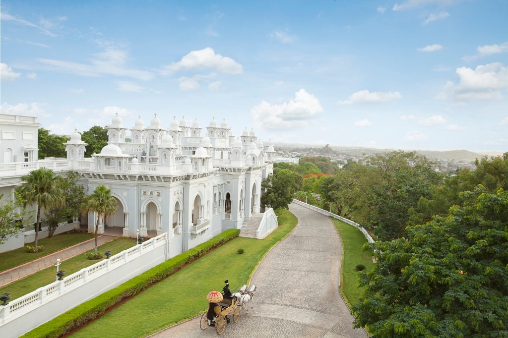 Hyderabad taj falaknuma palace wedding