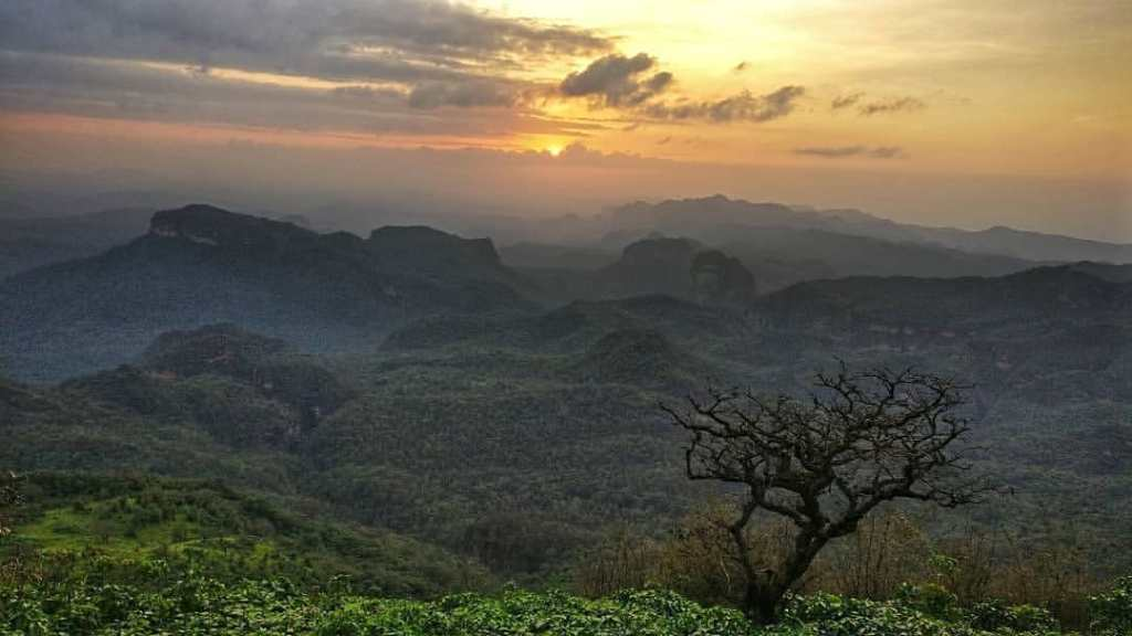 dhoopgarh trekking