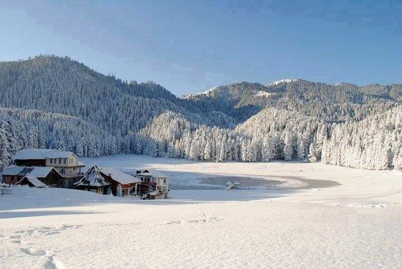 Khajjiar mini Switzerland of India