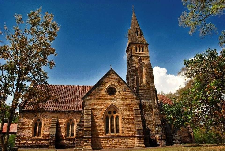 Christ church pachmarhi