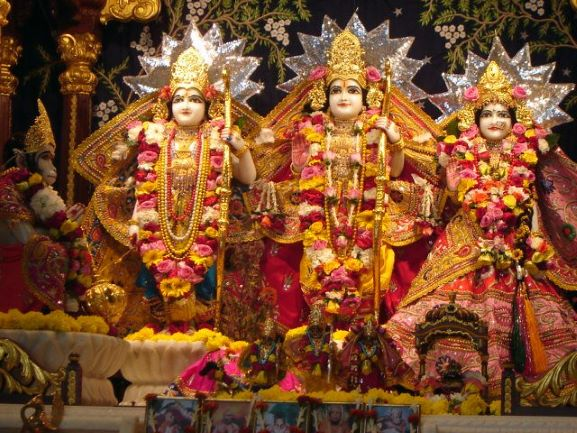 ram darbar and pretraj sarkar at balaji
