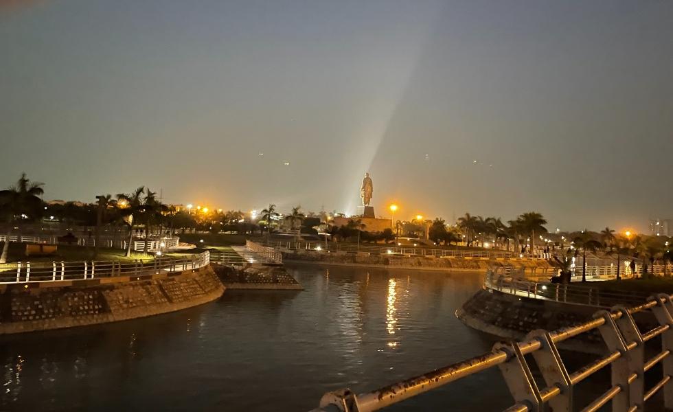 Janeshwar Mishra Park Lucknow