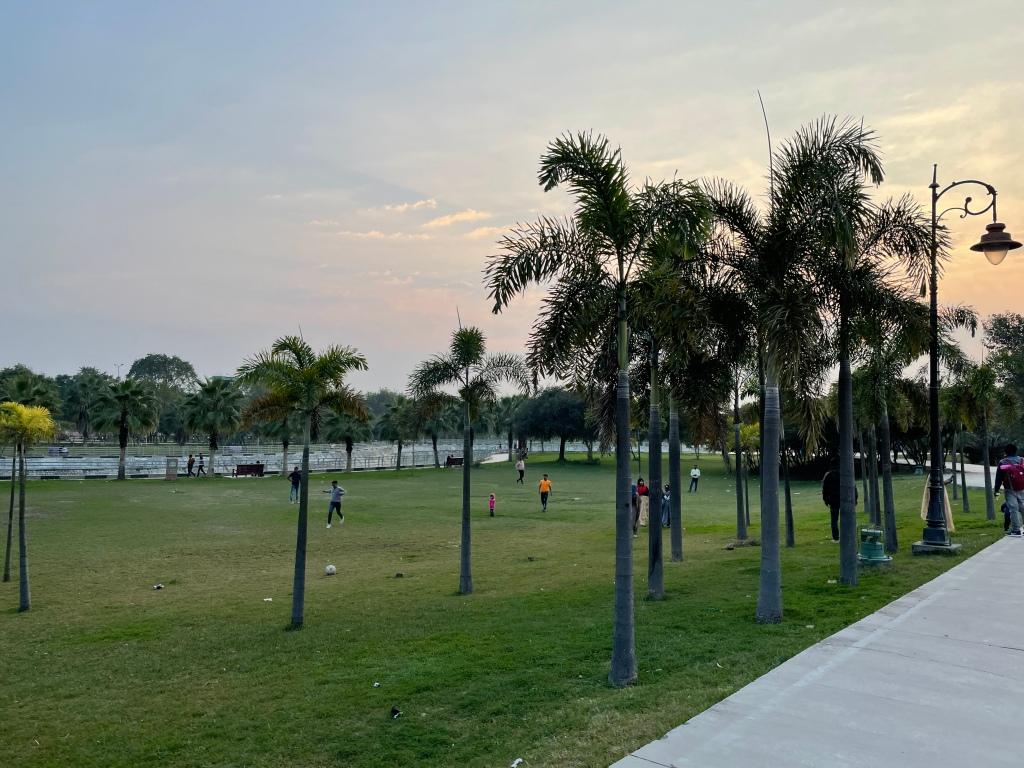football ground janeshwar park