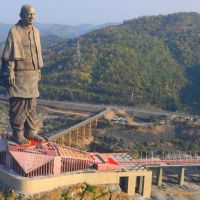 """Statue of Unity"" World's Tallest Statue"