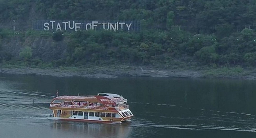 nauka vihar boating in statue of unity